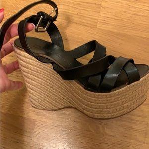 Ralph Lauren Platform Sandals